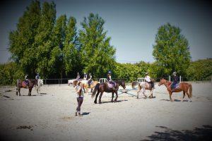 école d'équitation Equival Valréas